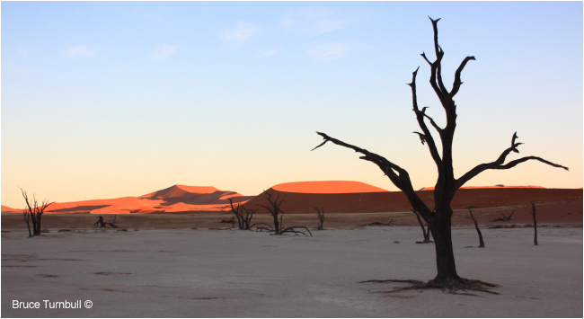 Namibia by Bruce Turnbull ©
