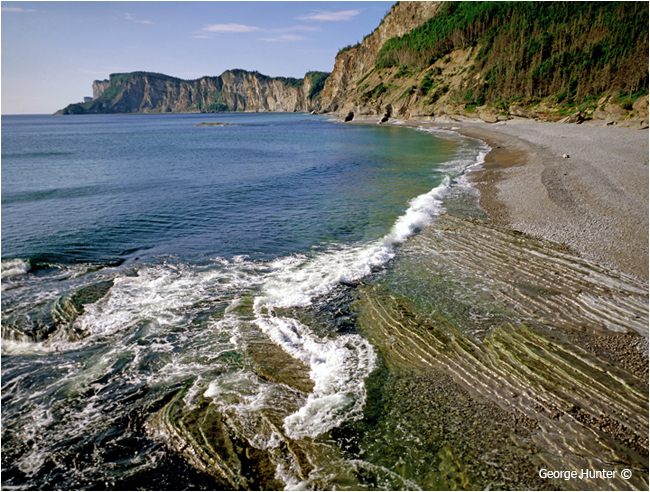 Forillon National Park, Gaspe Peninsula, Quebec by George Hunter ©