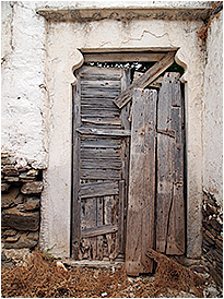 Old door by John Lapraire ©