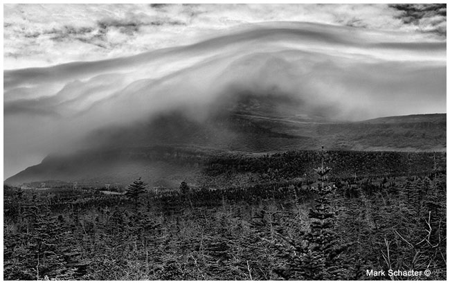 Clouds by Mark Schacter ©