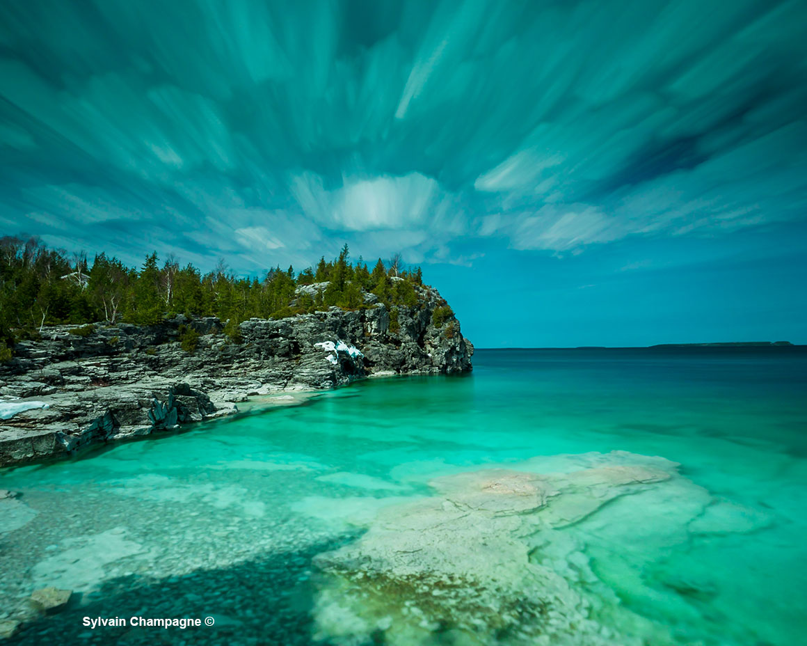 Bruce Peninsula National Park by Sylvain Champagne  ©