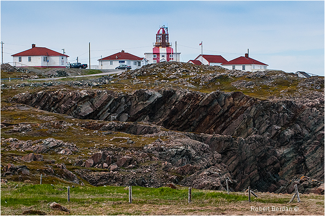 Bonavista Lighthouse by Robert Berdan ©