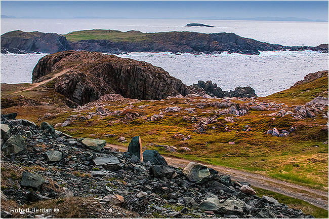 View from Bonavista lighthouse by Robert Berdan ©