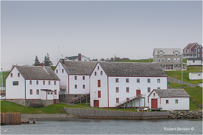 Ryan Premises in Bonavista Newfoundland by Robert Berdan ©