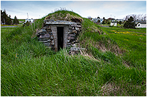 Root cellar Newfoundland by Robert Berdan ©