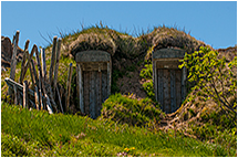 Root cellar Fogo Island by Robert Bedan ©