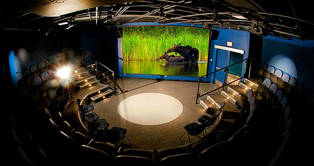 Bow Habitat Theatre
