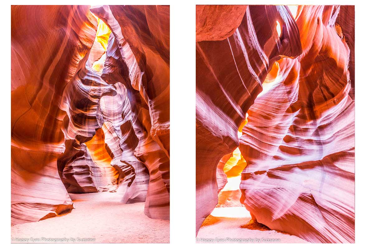 Antelope Canyon by Suzanne Roberts ©