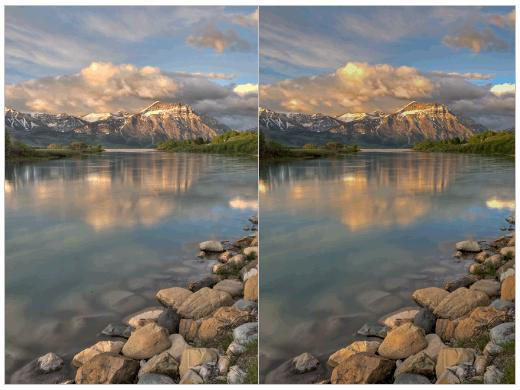 HDR images Waterton by Wayne Bennett ©